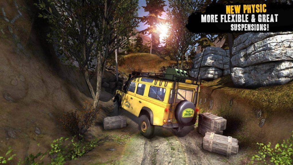 Truck Evolution : Offroad 2 v 1.0.7 apk mod DINHEIRO INFINITO