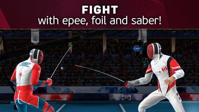 FIE Swordplay v 2.17.121 apk mod DINHEIRO INFINITO