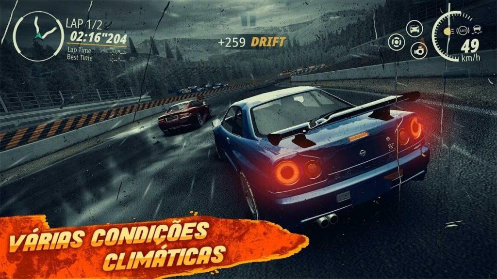 Sport Racing v 0.71 apk mod DINHEIRO INFINITO