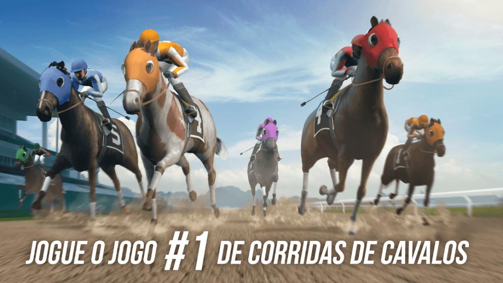 Photo Finish Horse Racing v 88.0 apk mod DINHEIRO INFINITO
