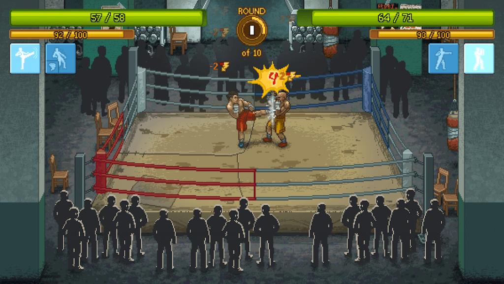 Punch Club v 1.37 apk mod DINHEIRO INFINITO