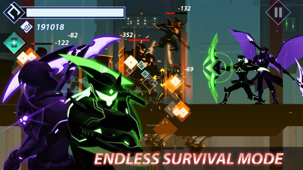 Overdrive - Ninja Shadow Revenge v 1.7.0.6 apk mod DINHEIRO INFINITO