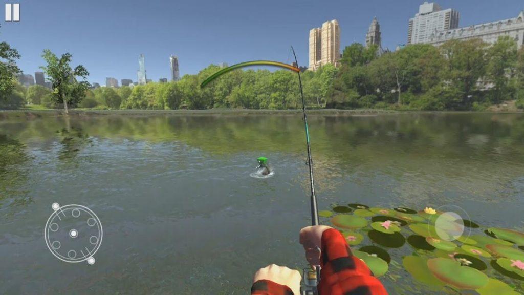 Ultimate Fishing Simulator v 2.34 apk mod DINHEIRO INFINITO
