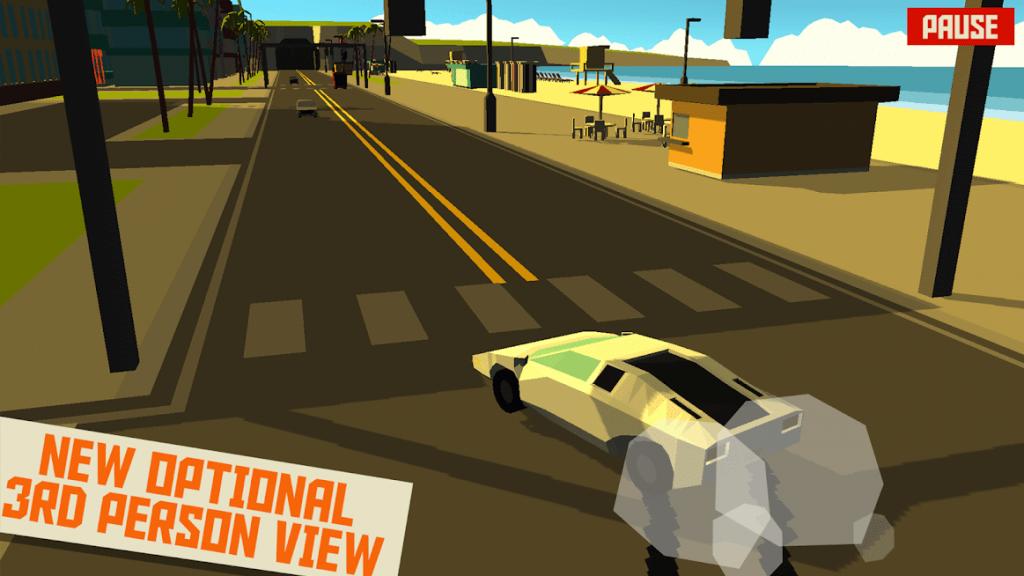 PAKO - Car Chase Simulator v 1.0.6 apk mod DINHEIRO INFINITO