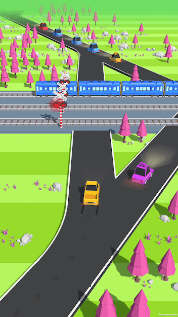 Traffic Run! v 1.6.6 apk mod DINHEIRO INFINITO