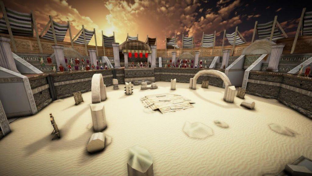 Gladiator Glory v 3.0.2 apk mod DINHEIRO INFINITO