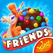 Candy Crush Friends Saga APK MOD Movimentos / Vidas Infinitas