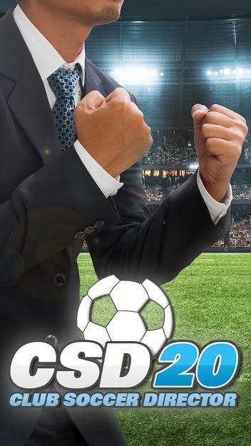 Club Soccer Director 2020 v 1.0.81 apk MOD MENU