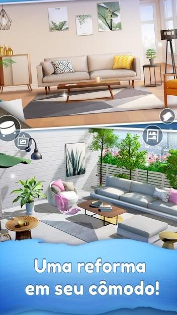Homecraft v 1.4.4 apk mod DINHEIRO INFINITO