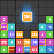 Drop The Number: Merge Game apk