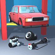 Retro Garage - Car Mechanic Simulator apk