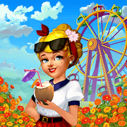 Matchland - Build your Theme Park MOD Compras Grátis