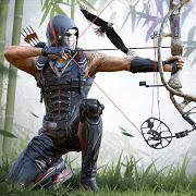 Ninjas Creed 3D Sniper Shooting Assassin Game MOD Dinheiro Infinito
