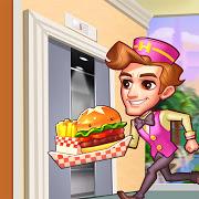 Hotel Craze: As aventuras culinárias do chef louco APK MOD Dinheiro Infinito